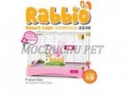 Alice Rabbio兔兔簡易部屋(大号) - 粉紅 (需預訂)