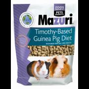 Mazuri Timothy-Based Guinea Pig Diet 天竺鼠糧 5LBS  (需預訂)