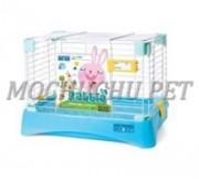 Alice Rabbio兔兔簡易部屋(中) - 粉藍 (需預訂)