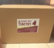 BH (Bunny Hay)  Timothy Hay 5LBS(4箱特價)