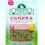 Momi Premium Complete-A 幼兔糧- 1kg