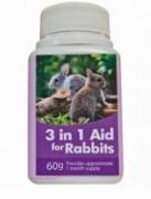 英國Rabbit Aid - 3 In 1 Aid 60g