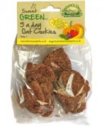 SWEET GREEN 5 A DAY OAT COOKIES