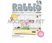 Alice Rabbio兔兔簡易部屋(大号) - 米黃 (需預訂)