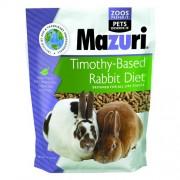 Mazuri Timothy-Based Rabbit Diet 兔糧 5LBS (需預訂)
